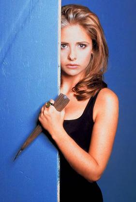 Série de TV Buffy, a caça vampiro