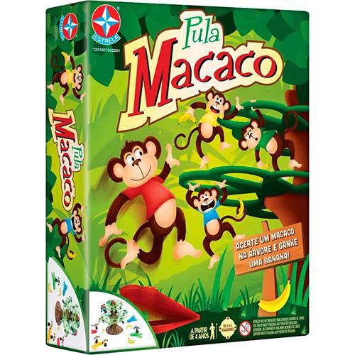 Jogo infantil Pula Macaco
