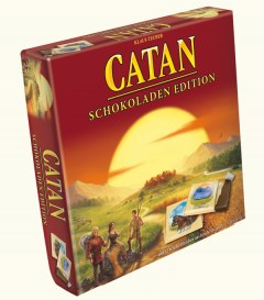 Catan chocolate Edition