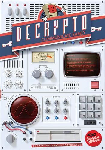 Jogo de tabuleiro Decrypto