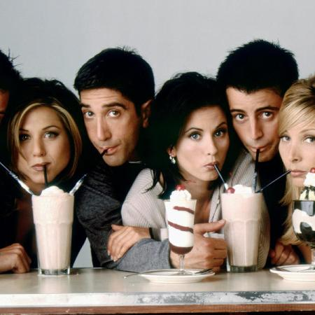 Série de TV Friends