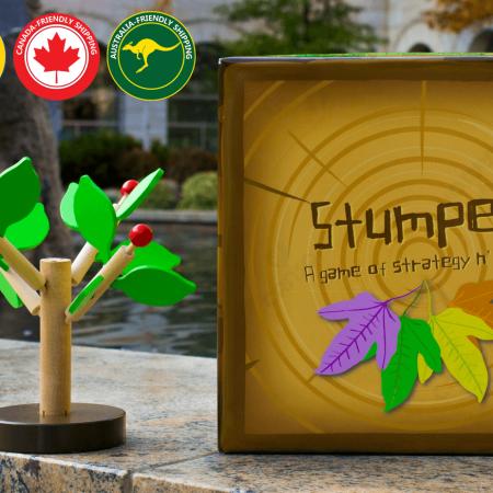 Plante a mais bela árvore em Stumped