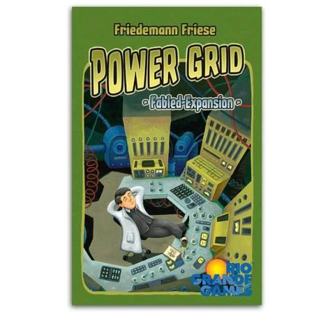 Power GRID recebe modo de campanha através do sistema Fabled