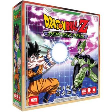 Vem ai Dragon Ball Z The Dice Game
