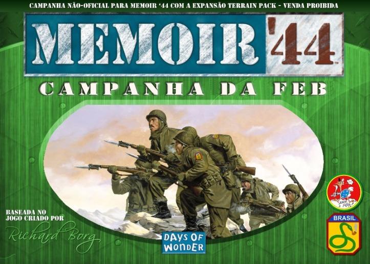 Campanha da FEB para Memoir 44