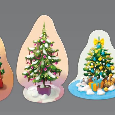 Árvores de Natal em Dream Home