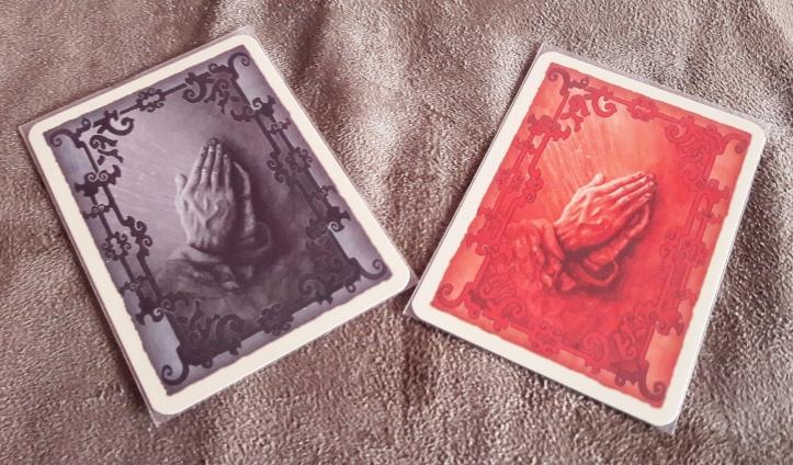 Cartas do Jogo de tabuleiro Sola Fide: The Reformation
