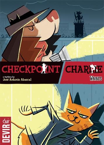 Joog de tabuleiro Checkpoint Charlie