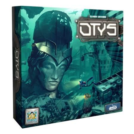 Descubra os segredos das profundeza em Otys