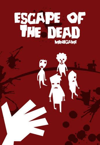 Jogo de tabuleiro Escape of the Dead