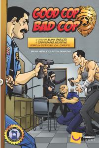 Caixa do jogo Good cop bad cop