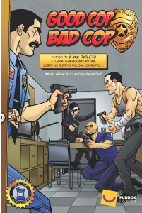 Caixa do jogo Good cop bad cop