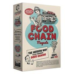 Jogo de tabuleiro Food Chain Magnate