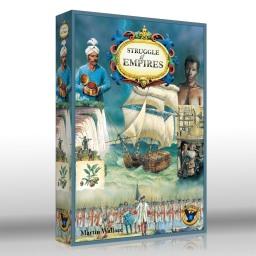 Jogo de tabuleiro Struggle of Empires