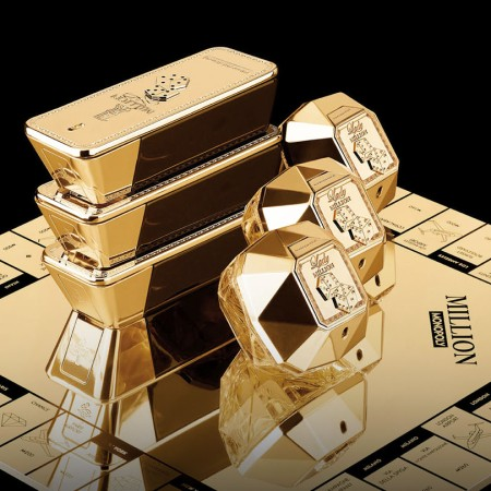 Monopoly edicao Paco Rabanne