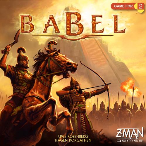 Jogo de tabuleiro Babel
