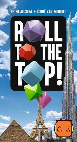 jogo de tabuleiro Roll to the Top
