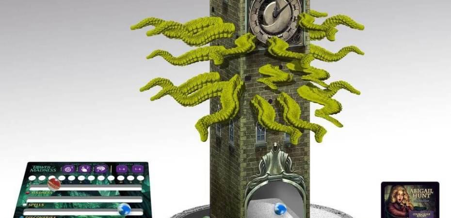 Evite o fim do mundo em Tower of Madness