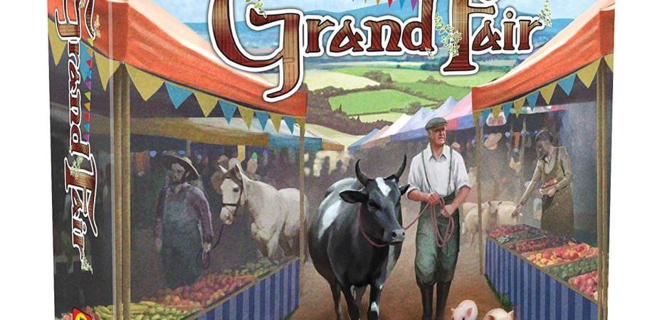 Grand Fair, a primeira expansão do Fields of Green