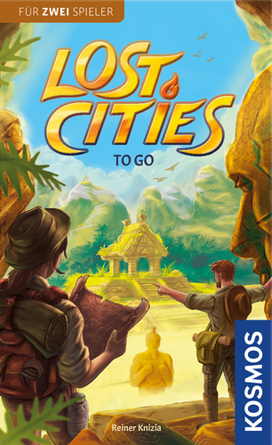 KOSMOS planeja Lost Cities repaginado para 2018