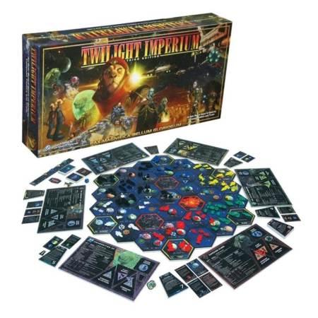 Que tal um playmat do Twilight Imperium para comemorar 20 anos do jogo