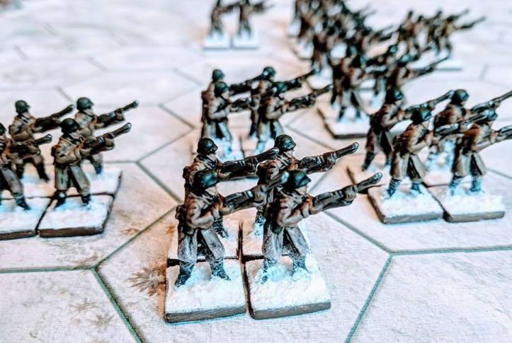 Soldados Memoir 44