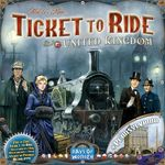 Expansão do Ticket to Ride Map Collection: Volume 5 – United Kingdom & Pennsylvania