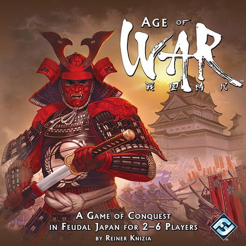 Caixa do jogo Age of War
