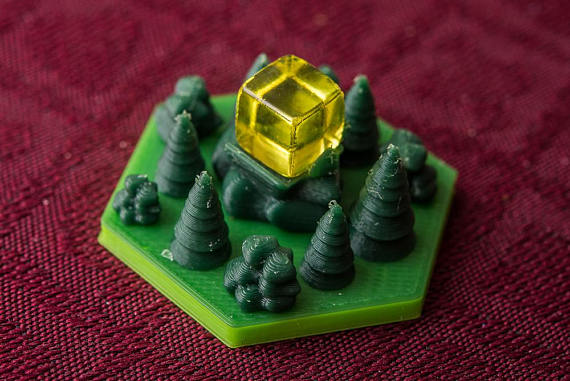 Hex Forest