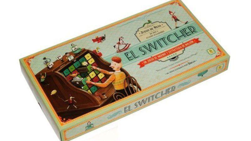 Jogo de tabuleiro El Switcher