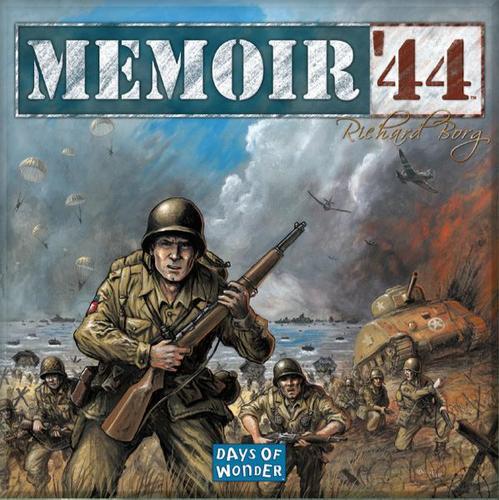 Jogo de tabuleiro Memoir 44
