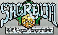 Expansão jogo de tabuleiro Sagrada