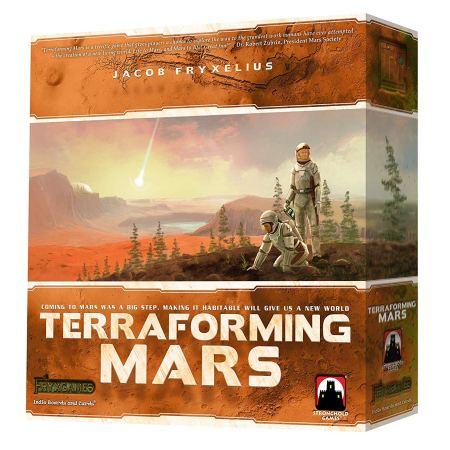 Jogo de tabuleiro Terraforming Mars