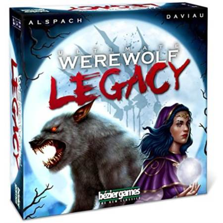 Anunciada a data para o Ultimate Werewolf Legacy