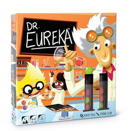 Jogo de tabuleiro Dr Eureka