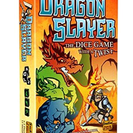 jogo de tabuleiro Dragon Slayer
