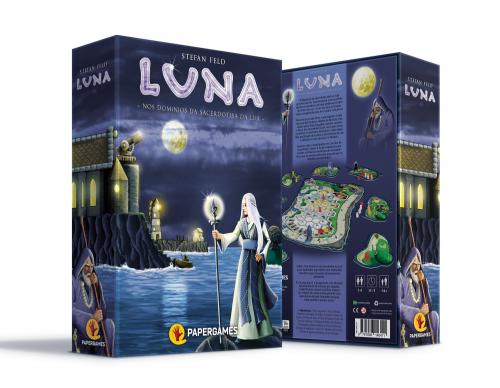 Jogo de tabuleiro Luna