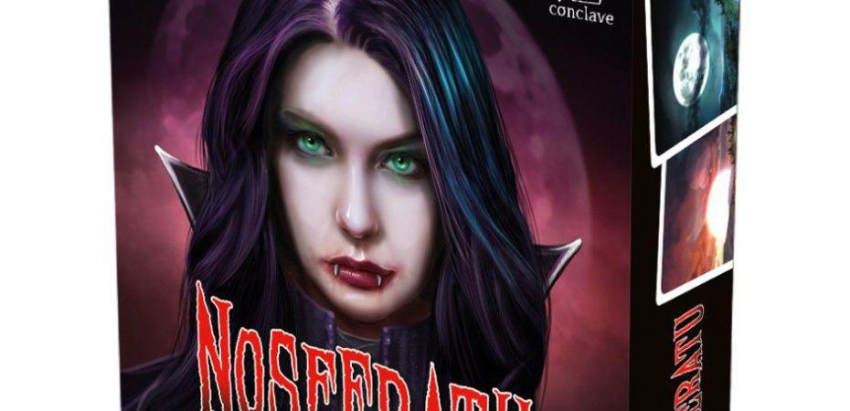 Jogo de tabuleiro Nosferatu