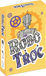 Jogo de cartas Robotroc