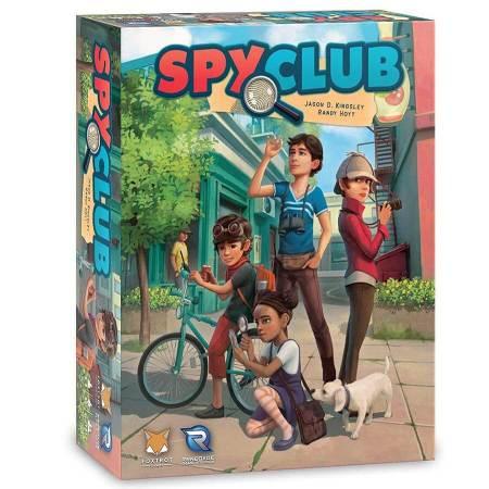 Spy Club, um jogo de dedução cooperativo