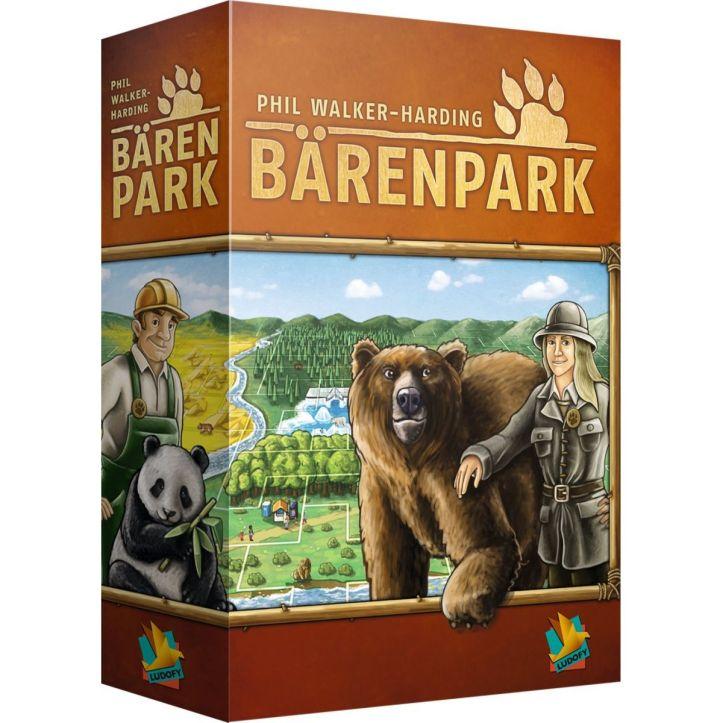 Jogo de tabuleiro Barenpark