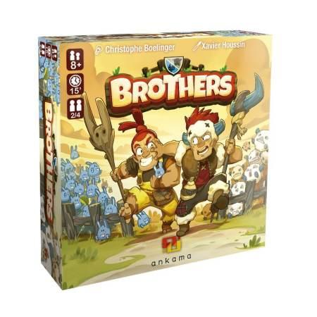 Seja o melhor fazendeiro em Brothers
