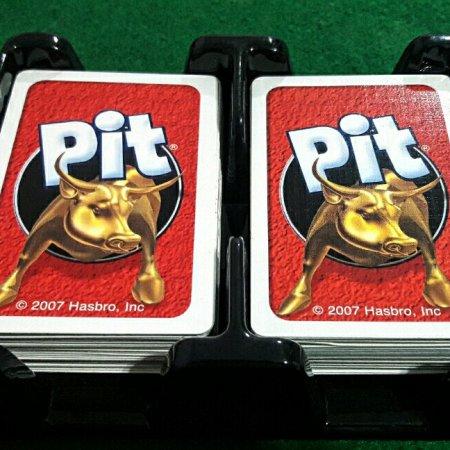 Jogo de cartas PIT