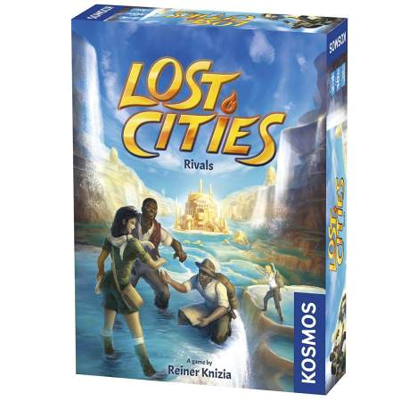 Conheça Lost Cities Rivals