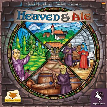 Jogo de tabuleiro Heaven & Ale