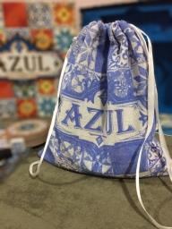 Saco de pano do jogo de tabuleiro AZUL