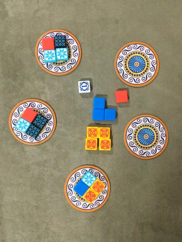 Escolha bem seus azulejos em AZUL