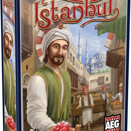Jogo de tabuleiro Istanbul