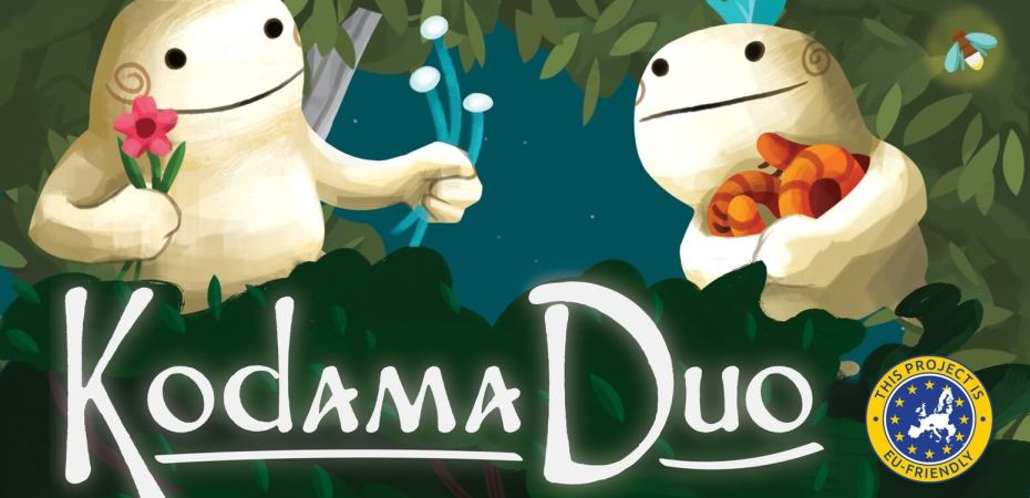 Kodama Duo em financiamento coletivo