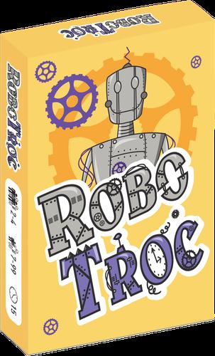 Jogo de tabuleiro Robotroc